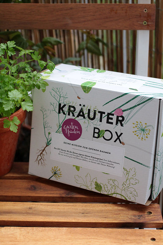 kr uter box saatgutboxen garten fr ulein shop. Black Bedroom Furniture Sets. Home Design Ideas
